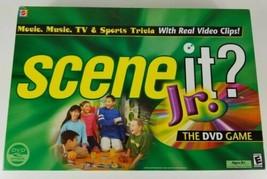 Scene It Jr The DVD board game 2004 Mattel - $17.75