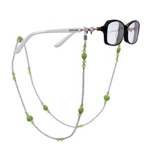RANHUU Eyeglass Chains for Women Reading Glasses Cords Colourful Sunglas... - $14.24