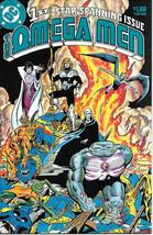 The Omega Men Comic Book #1 DC Comics 1982 NEAR MINT UNREAD - $4.99