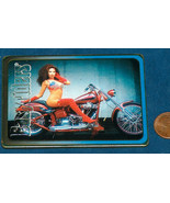 Easyriders S1 #14 Harley Davidson Motorcycle 1989 EVO HD Jim Thompson 80... - $12.85