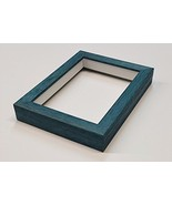Shadowbox Gallery Wood Frames - Weathered Blue, 24 x 36 - $83.33