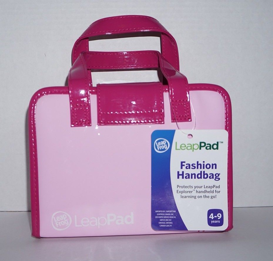 LeapFrog LeapPad Fashion Handbag Carrying and 11 similar items 53cef49cafc91