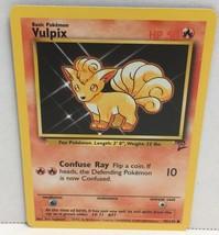 Vulpix 99/130 Fire Pokemon Card  TCG Wizards of the Coast Original Base ... - $2.54