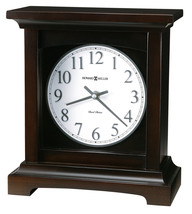 Howard Miller 630-246 (630246) Urban II  Mantel/Mantle/Shelf Clock -Blac... - $502.47 CAD