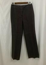 Women's Dress Barn Size 4 Straight Leg Size 4 Work Wear Slacks - $14.24