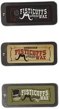 Fisticuffs Mustache Wax 3 Pack by Fisticuffs Mustache Wax image 1
