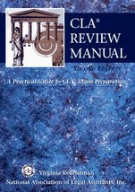 CLA Review Manual: A Practical Guide to CLA Exam Preparation Newman, Vir... - $36.25