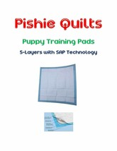 "Odor Fighting SUPER ABSORB Puppy Pads 23x24"" 5-Layer Polymer Long Lastin... - $41.95+"