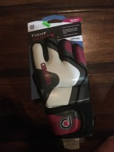 Century Drive Fight Gloves Why/maroon/grey (Women) Med New - $31.66