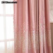 European Style Living Room Balcony Window Gauze Shade Relief Shading Cur... - $67.00+