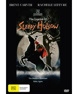THE LEGEND OF SLEEPY HOLLOW   Brent Carver  Horror  ALL REGION DVD - $6.71