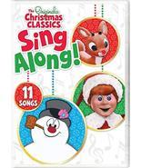 The Original Christmas Classics Sing Along! DVD - $4.95