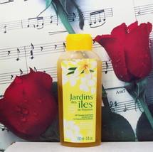 Yves Rocher Jardins Des Iles De Polynesie With Tiare Flower Shower Oil 5.0 Oz.   - $49.99