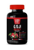 resveratrol capsules - Goji Berry Extract 1440mg - superfood vitamins 1 ... - $13.06