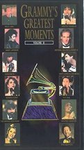 Grammy's Greatest Moments, Vol. 2 [VHS] [1994] [VHS Tape] - $7.92