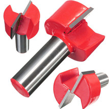Bottom Cleaning Dado Router Bit Woodworking Stripping Knife Tenon Joint ... - $6.99