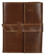 Genuine Leather Handmade Journal to Write in Notebook Refillable Diary f... - $25.21