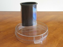 Cusinart DLC-104TX Food Processor Replacement Lid Cover Top & Pusher For... - $29.99