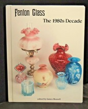 Fenton Glass Hard Covered Book AA20-7151 Vintage