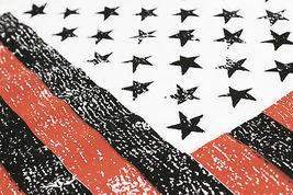 Men's USA American Flag Casual Cotton Shirt Summer Beach Patriotic T-shirt image 4