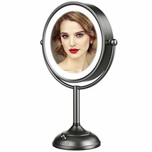 "VESAUR Professional 10"" [Large Tall Size] Lighted Makeup Mirror, 5X 2-Si... - $63.99"