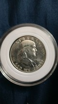 1962 US Half Dollar - Benjamin Franklin - $20.00