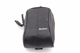 SONY CAMERA CARRYING CASE SMALL COMPACT CASE FOR DIGITAL CAMERA EH3167 - $19.98
