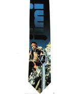 Jimi Hendrix Men's Neck Tie Music Blues Guitar Singer Rock Musician Necktie - $24.75