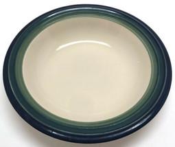 """Pfaltzgraff Ocean Breeze 8.25"""" Soup Cereal Bowl Blue Teal Green Rim - $9.89"""