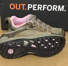 MERRELL ZEOLITE ACCENT WOMEN'S HIKING SHOE, SIZE 6, OTTER/LILAC, J321251C - $69.99