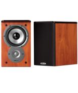 Pair of Polk Audio TSi100 Bookshelf Speakers Woodgrain with Tweeters - $206.62