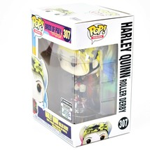 Funko Pop Heroes Birds of Prey Roller Derby Harley Quinn Entertainment Earth 307 image 2