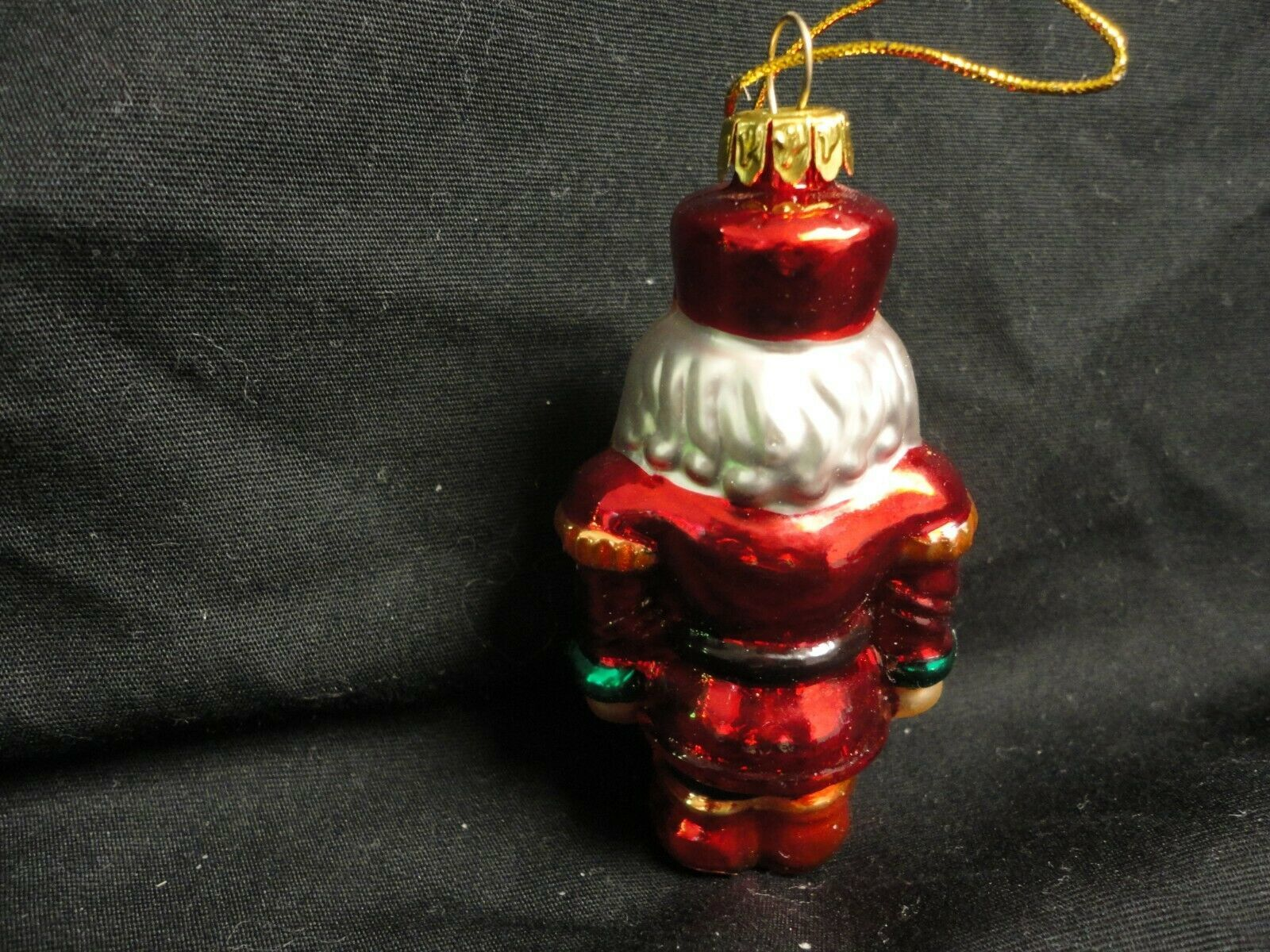 Avon Exclusive Design Traditional Glass Christmas Ornaments image 5