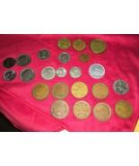 Vtg International Coins 1950s - $6.79