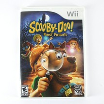 Scooby Doo First Frights 2009 Nintendo Wii Game with Instructions Case - $9.99