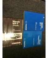 2003 Mazda MX-5 MX5 Miata Mazdaspeed Service Repair Shop Manual Set W Trans BK + - $138.55
