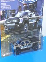 Matchbox 2019 Ford Truck Series '17 Ford SKY JACKER Super Duty F-350 Grey image 2