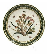 """TWOS COMPANY Natura Hanging Botanical Floral Plate 8"""" Decorative Numbered - $18.80"""
