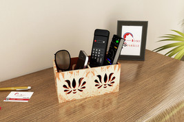 Home Sparkle Multicolor Remote Cum Mobile Holder / Organizer - $195.00