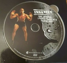 INSANITY WORKOUT DVD REPLACEMENT DISC ONLY MAX INTERVAL SPORTS TRAINING ... - $5.93