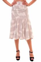Keepsake Women's Adorable Sun Up Skirt Gray Print Brush StrokeS RRP $240... - $237.60