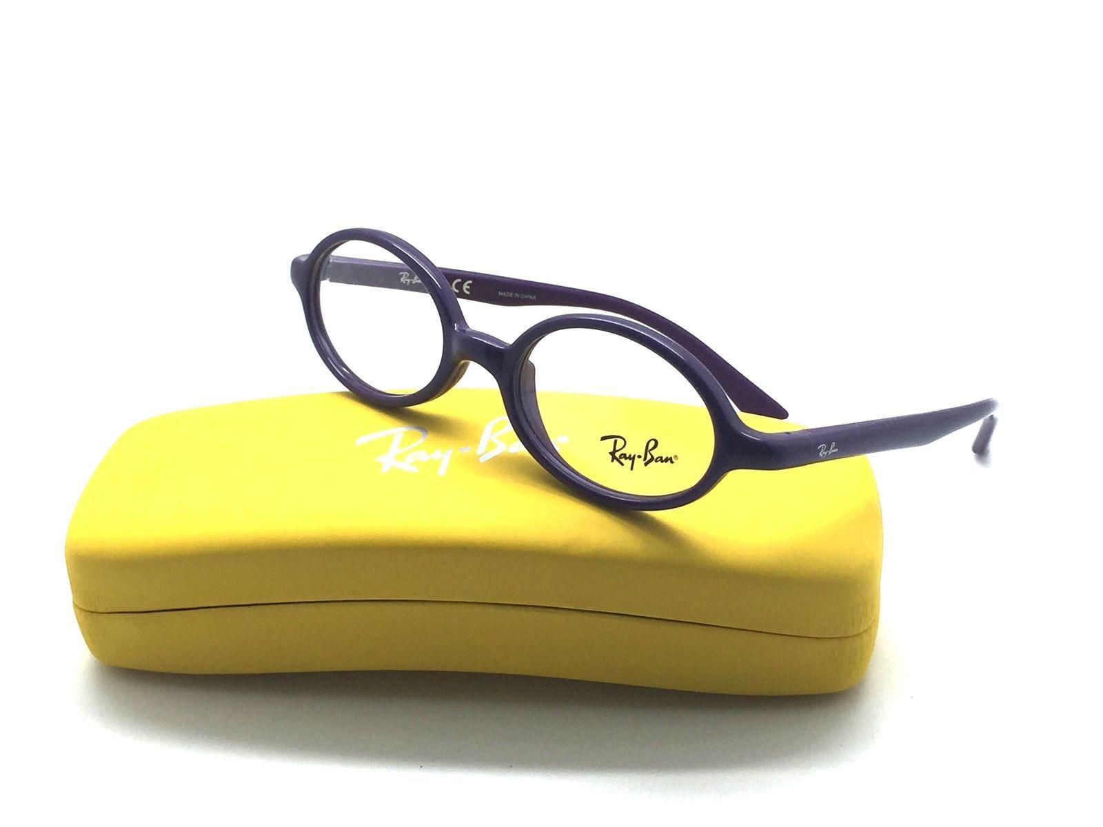 e273673d17 ... free shipping ray ban jr kids rb 1545 3639 purple eyeglasses rb1545 frame  rx 42mm 36.97 ...