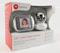 """Video Baby Monitor Digital 2.8"""" Color Infared Screen 2 Way Communication... - $92.14"""