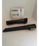 EUREKA POWER PLUSH 21.6v CORDLESS VACUUM CREVICE & 2 IN 1 UPHOLSTERY TOOLS - $26.68