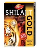 Dabur Pure Shilajeet Gold Capsules Ayurvedic Vitality Supplement for Men... - $9.99+
