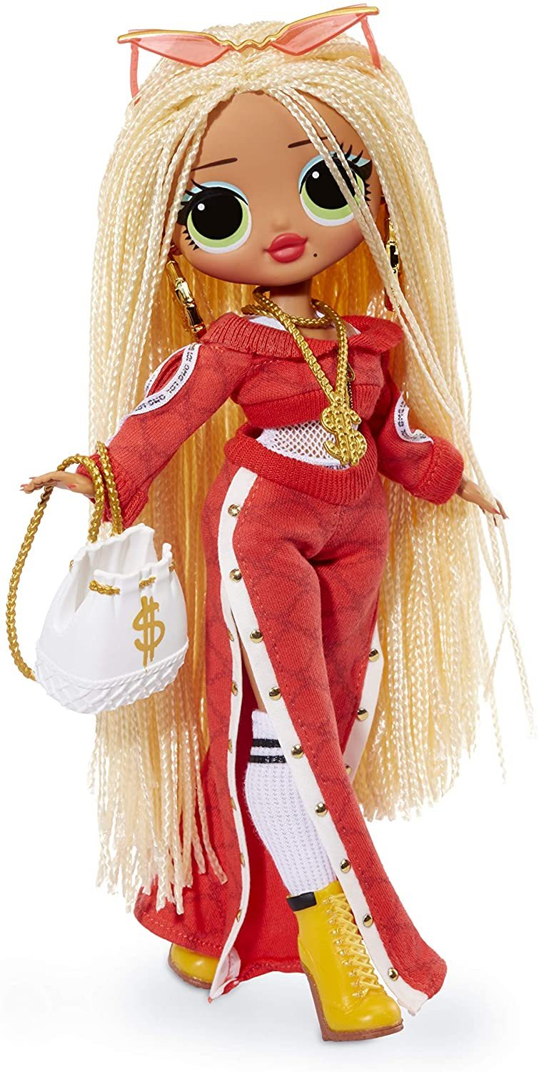 Primary image for L.O.L. Surprise! O.M.G. Swag Fashion Doll with 20 Surprises