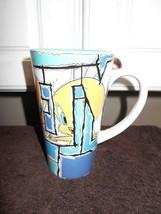 "Tweety Ceramic Cup Coffee Mug Gibson 6"" Tall 3.5"" Diam - $9.50"