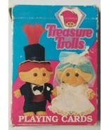 Treasure Trolls Playing Cards 1992 US Card Company Vintage cards  - $9.49