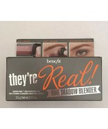 Benefit They're Real Duo Shadow Blender In Box - Brazen Bronze - $10.36