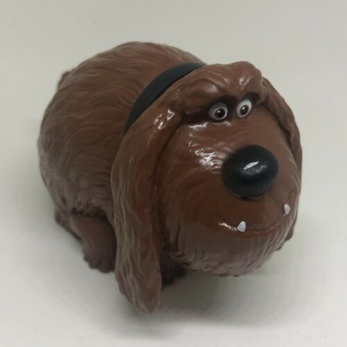 Duke The Secret Life of Pets Dog Action Figure Universal Studios - $9.00